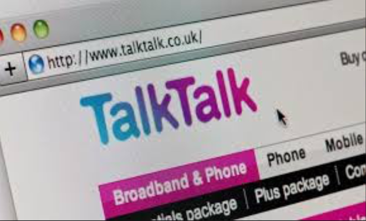 Talktalk Accounts Compromised